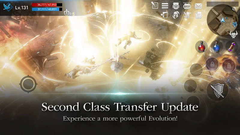 Windows 7 [EmulatorPC] Lineage2 Revolution 1.0 full