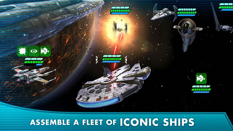 Star Wars Galaxy of Heroes by EmulatorPC full screenshot