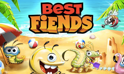 Best Fiends – Puzzle Adventure