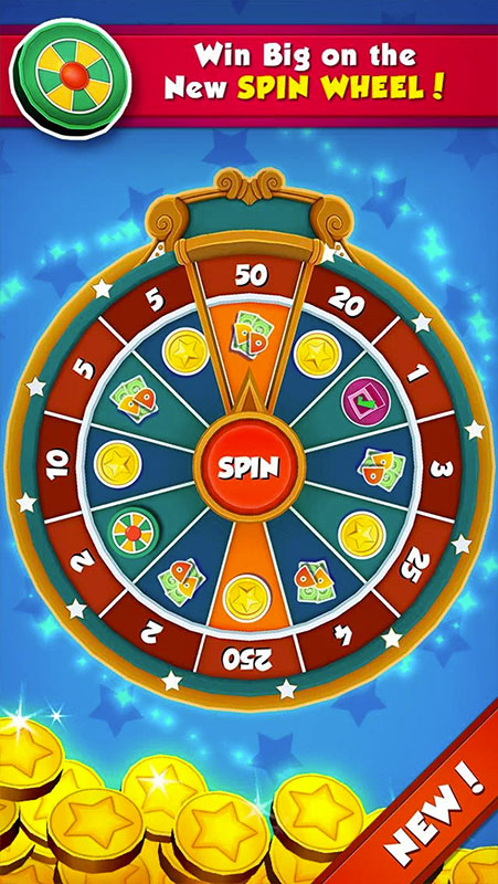 Coin pusher prize dozer games game (apk) free download for android.