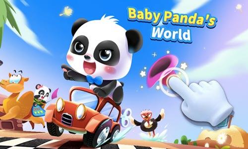 Baby Panda World