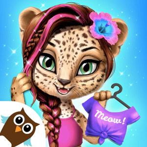 Jungle Animal Hair Salon 2 – Tropical Beauty Salon