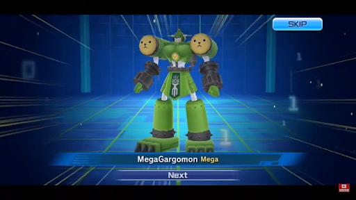 Digimon MegaGargamon