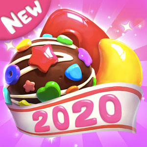 Crazy Candy Bomb – Sweet match 3 game