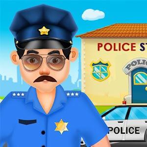 Crazy Policeman – Virtual Cops Police Station