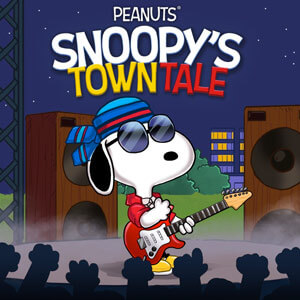 Snoopy's Town Tale – City Building Simulator