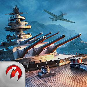 World of Warships Blitz: Gunship Action War Game