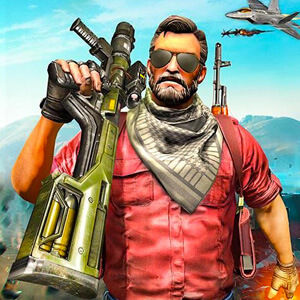 Commando Shooting Games 2021: Real FPS Free Games