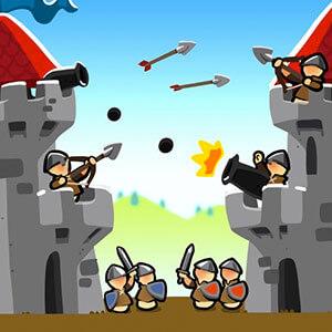 Siege Castles – A Castle Defense & Building Game