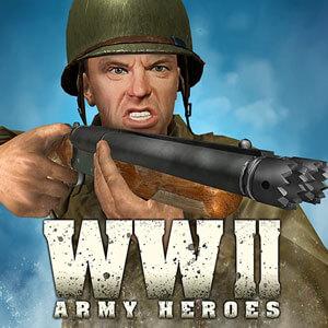 World War 2 Frontline Heroes: WW2 Commando Shooter