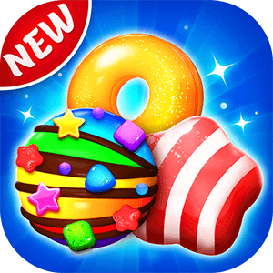 Candy Charming – 2021 Free Match 3 Games