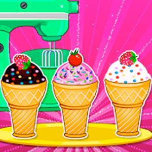 Cooking Ice Cream Cone Cupcake
