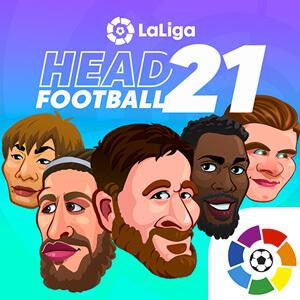 Head Football LaLiga 2021 – Skills Soccer Games
